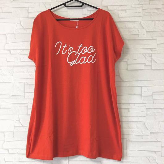 ロングロゴTシャツ 3