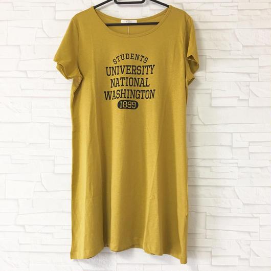 ロゴロングTシャツ 2