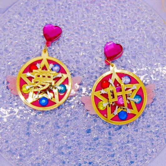 夢叶う【DreamComeTrue】piercings/earrings