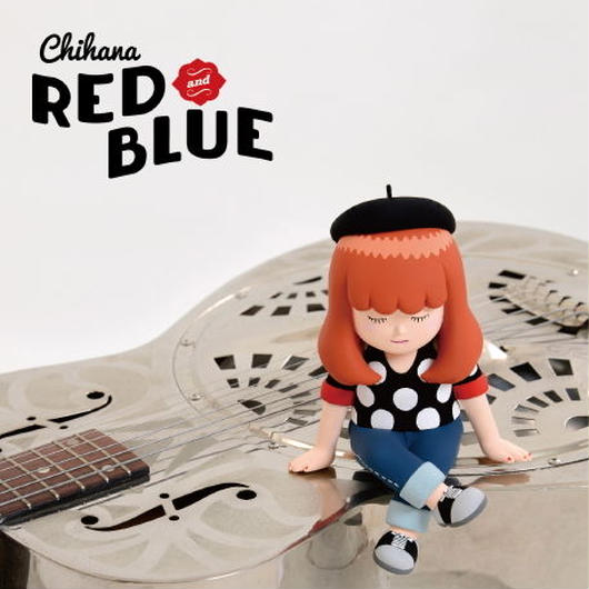 "2nd Album ""RED and BLUE"""