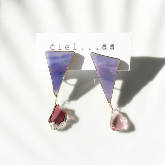 stained glass&琉球ガラス