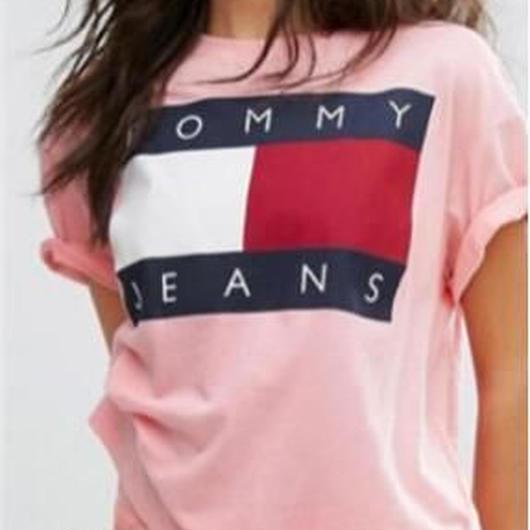 数量限定!!tommy半袖 大人気Tシャツ 可愛い お買い得!