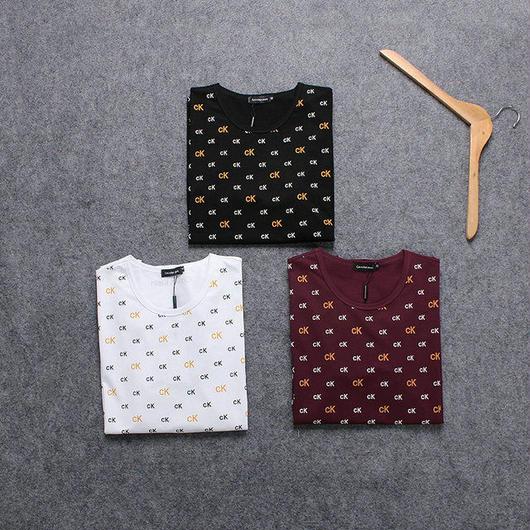 2018人気新作!Calvin Klein/カルバンクラインtシャツ 人気半袖