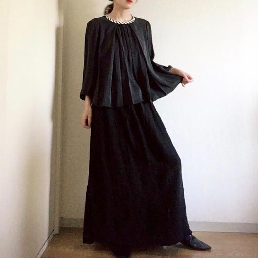 BOUTIQUE silk satin short tops TG-3302