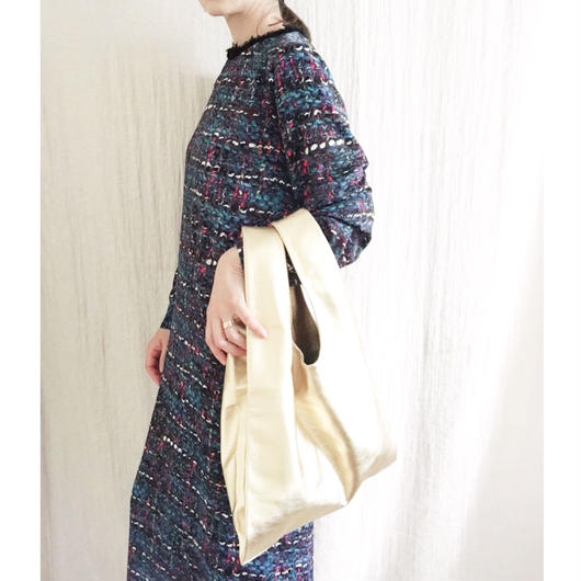 BOUTIQUE lamb leather bag  【SMALL】  TJZ-3300