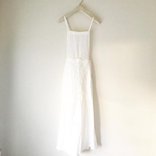 終了しました《予約販売》BOUTIQUE X AOYA linen apron TA-AP-01 bag付き