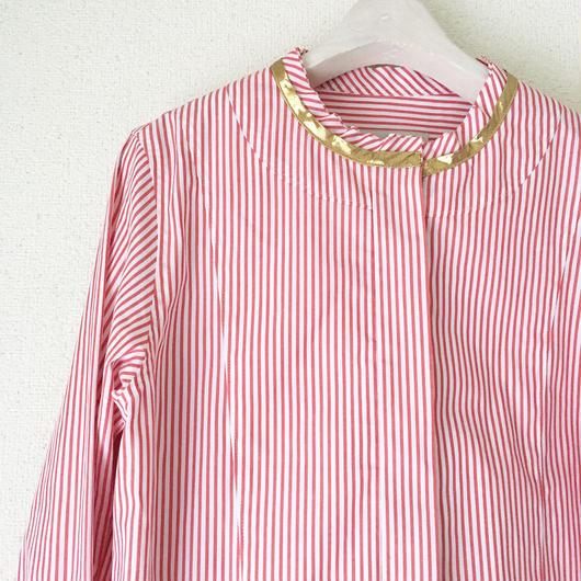 終了しました【予約販売】BOUTIQUE  cotton x metal shirts  TG-2800