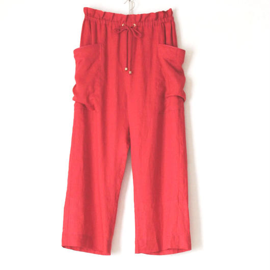 BOUTIQUE linen pants TS-3201