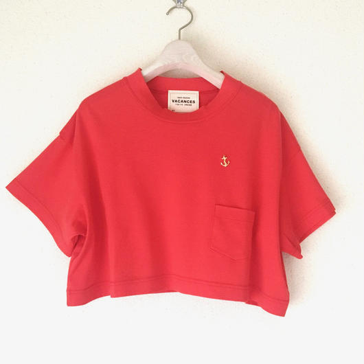 VACANCES  petit T-shirts  (+pin)     TM-2804