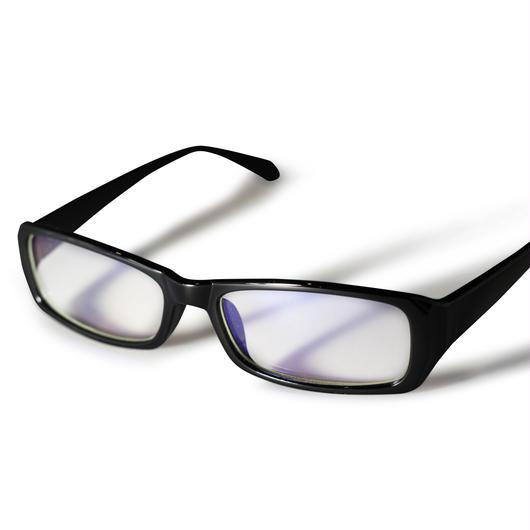 パソコン用メガネ ブルーライトカット