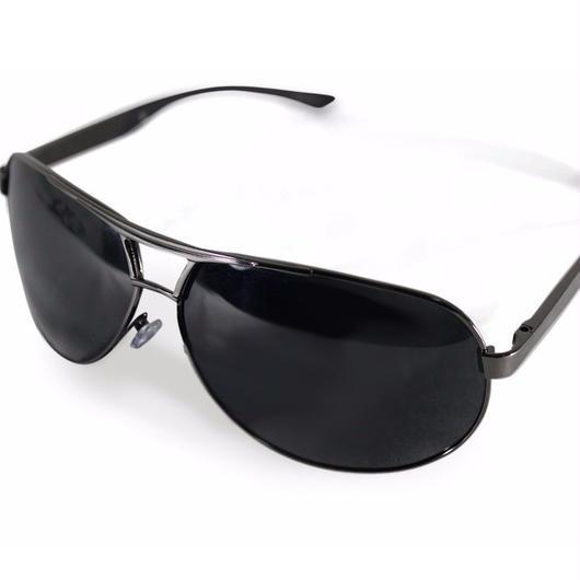 ティアドロップ UV400(ブラック)