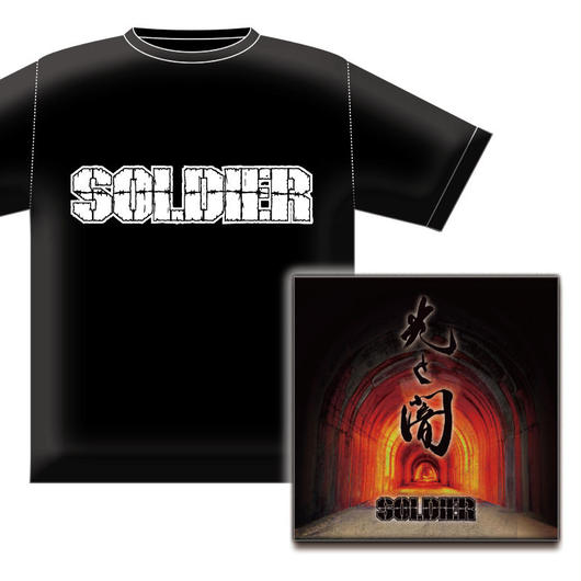 "NEW RELEASE SPECIAL PAC ""光と闇"" & SOLDIER-T"