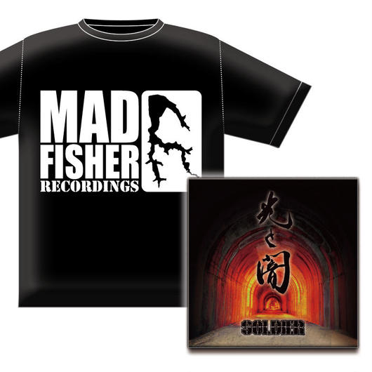 "NEW RELEASE SPECIAL PAC ""光と闇""&MAD-T"