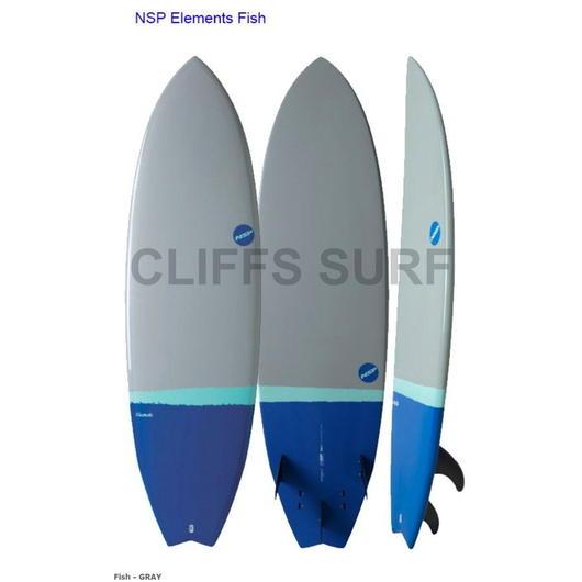 NSP ELEMENTS HDT 6'4 FISH