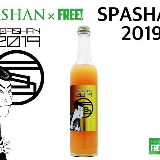 SPASHAN スパシャン2019