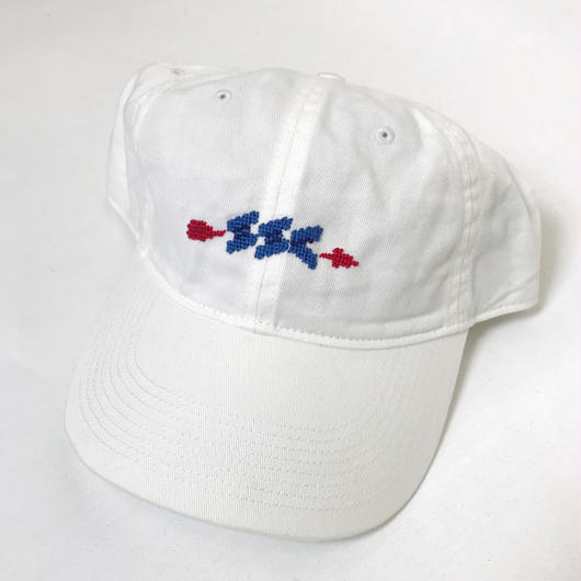 Sugarloaf NEEDLEPOINT ARROW HAT