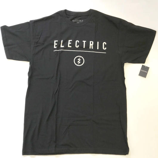 ELECTRIC GOLF IDENTITY T-SHIRT (BLACK)