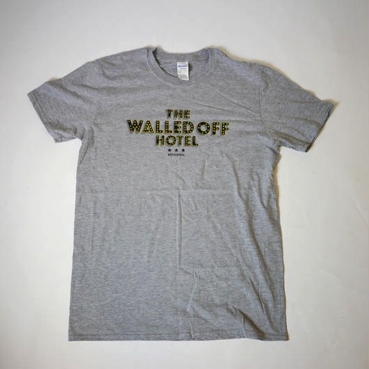 THE WALLED OFF HOTEL Tシャツ