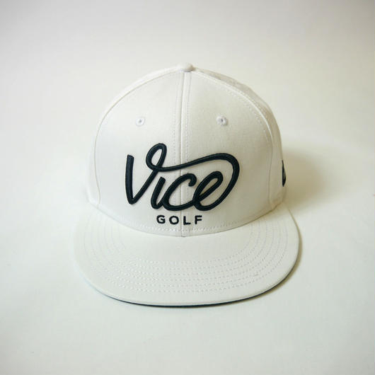 Vice Crew Cap White