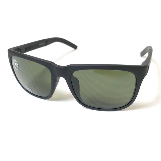 ELECTRIC SUNGLASS KNOXVILLE S MATTE BLACK GRAY
