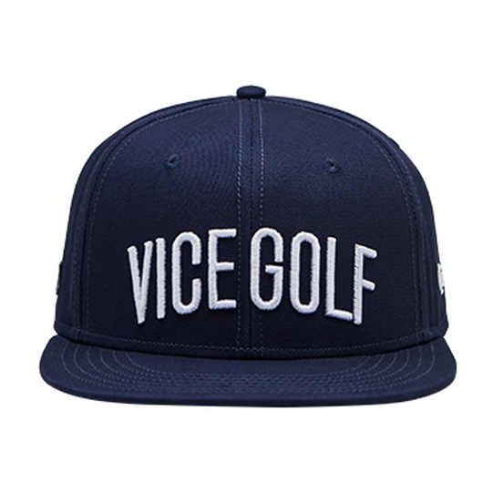 VICE GOLF-COLLEGE NAVY