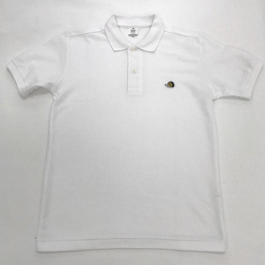 ClubHouse Original Polo Wedgehog (White)