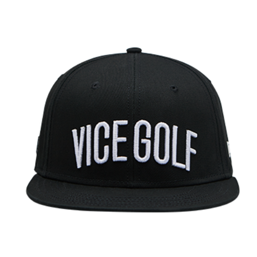 VICE GOLF-COLLEGE BLACK