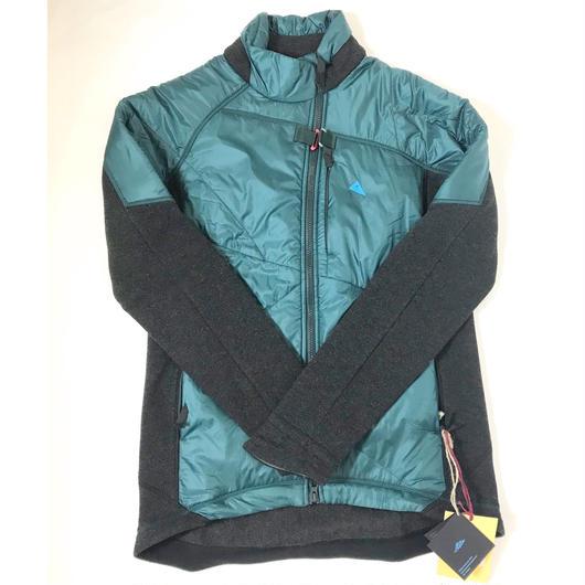 Klattermusen  Balderin Jacket DeeoSea (Green/Black)