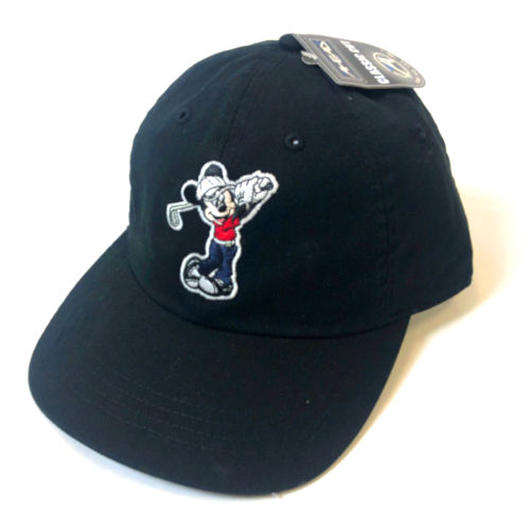 Disney's MickeyMouse DadHat Black