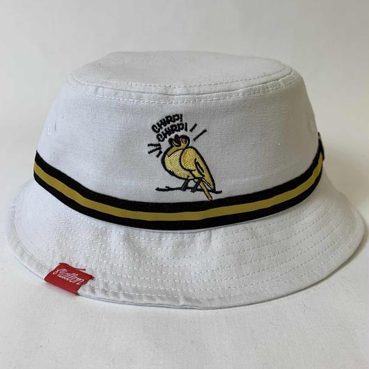 MalbonGolf Birdie Bucket Hat