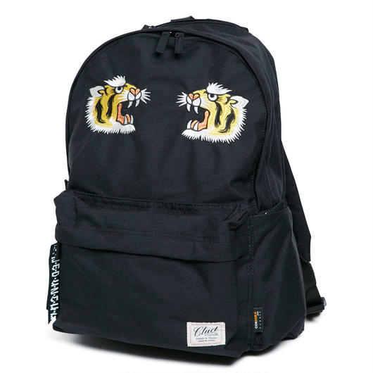 EMBROIDERED TIGER CORDURA BACKPACK