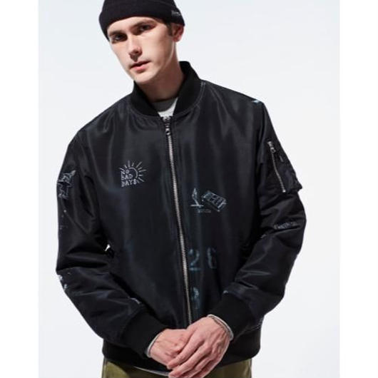 ORIGINAL MILITARY PATTERN MA-1 JACKET