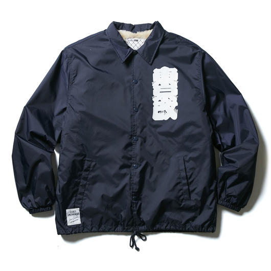 CLUCT×MITA SNEAKERS BOA LINED COACH JKT