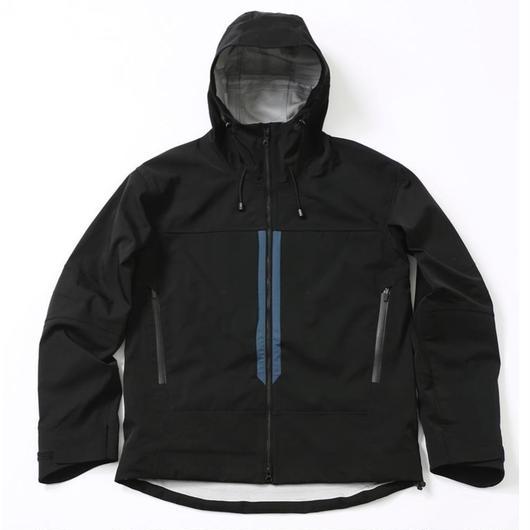 15-16 LIFE1ジャケット《BLACK×NAVY》Lサイズ現品限り