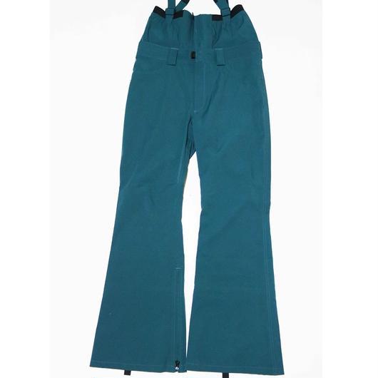 Hight Top PANTS   4WAY・BLUEGREEN 《SAMPLE販売》