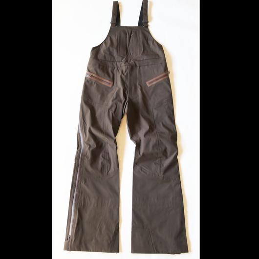 16-17シーズン旧モデルBib Pants(4WAYストレッチBROWNN)