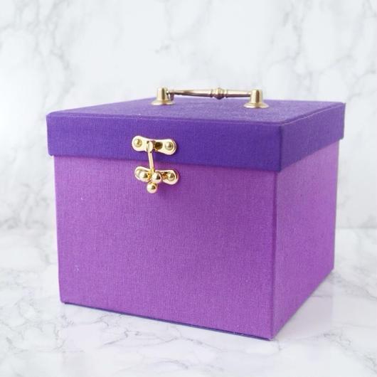 MB22 *2018年*メイクセットボックスGrand 葡萄(紫)