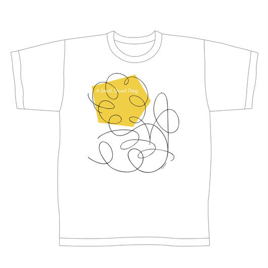 (在庫あり)A  Small, Good Thing.  (YELLOW)