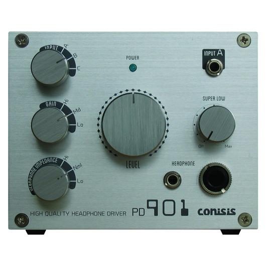 PD901 ディスクリートヘッドフォンアンプ