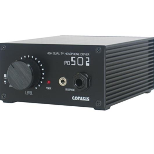 PD502 バランスイン高音質ヘッドフォンモニターアンプ