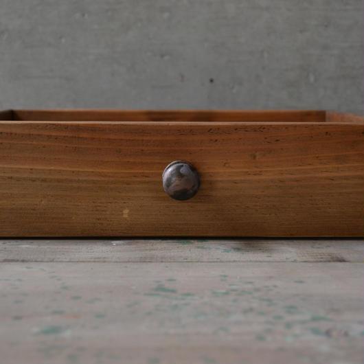 ドロワートレー(midium brown)