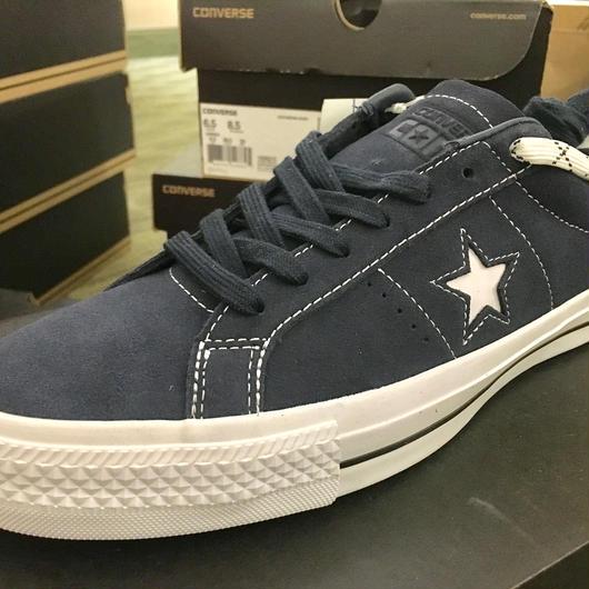 ONE STAR PRO OX ダークブルー