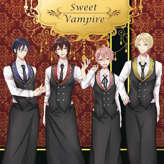 【ドラマCD】囁きcafe Sweet Vampire