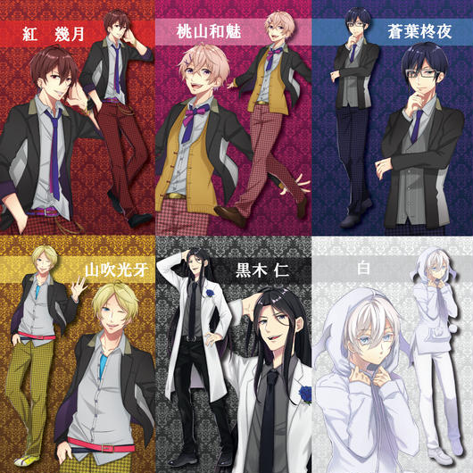 ☆NEW☆2期制服&黒白ポストカード