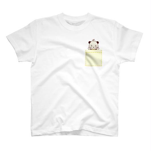 パン太ポケット風 Tシャツ