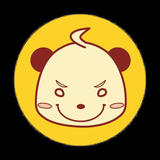 缶バッジ(黄色)
