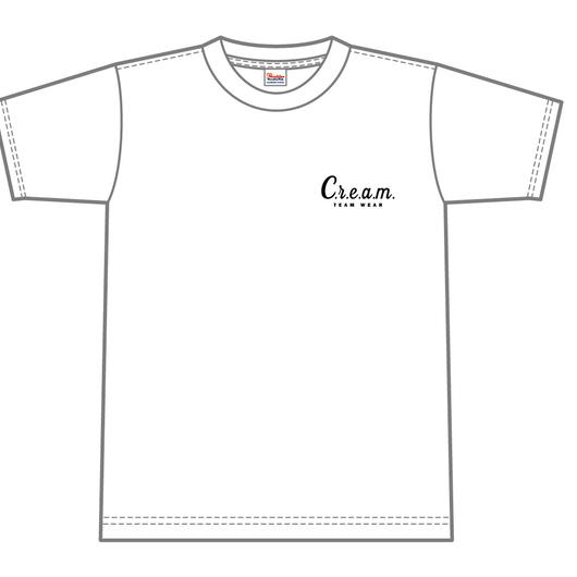 オリジナルTシャツ(カラー:ホワイト)