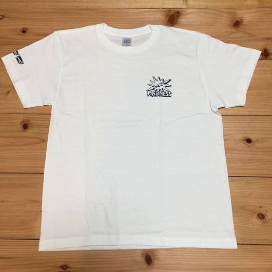"""AM 247"" BIG BONUS T-SHIRT 白"