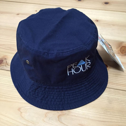 PEAK▲HOUR 'PEAKHOUR BLUE ' Bucket Hat