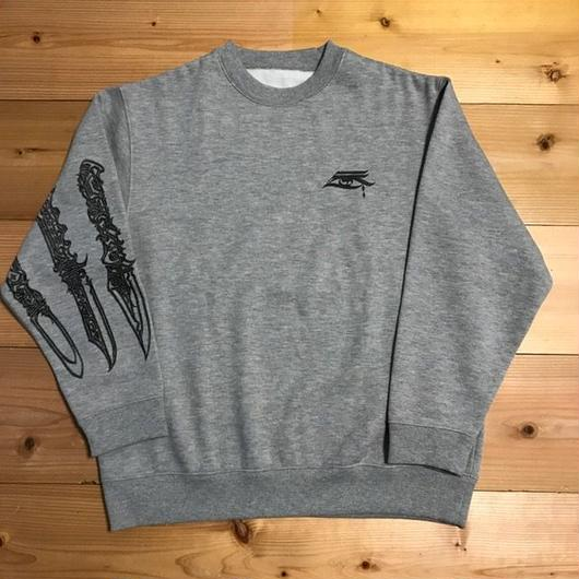 MOZYSKEY Multi Print Sweatshirt